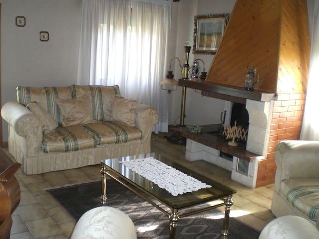 Monte Amiata, Arcidosso, 4 vani, m2 70 - San Lorenzo - Departamento