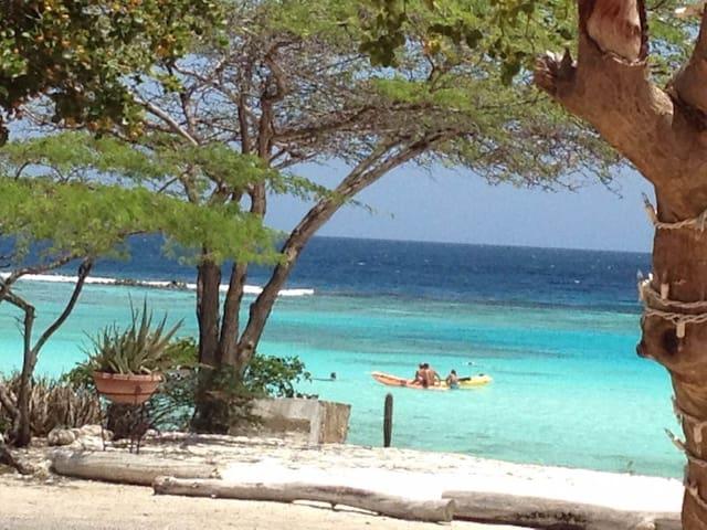Beach front paradise - Savaneta