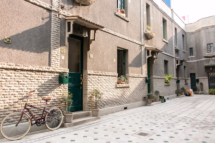 Art Deco Penthouse + Terrace in Colonia Roma - Ciudad de México - Appartement