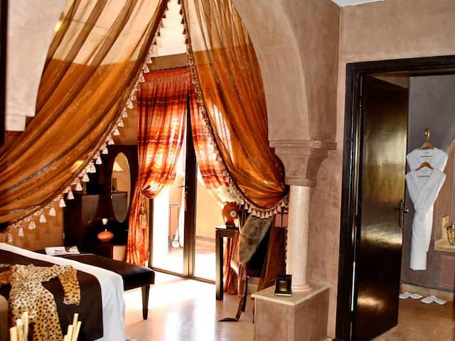 El Amira Riad Al Mendili Kasbah - Marrakech - Apartamento