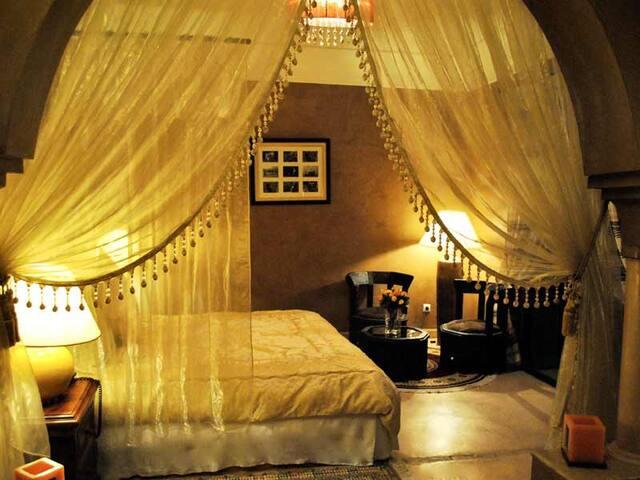 El Memlaka Riad Al Mendili Kasbah - Marrakech - Apartamento