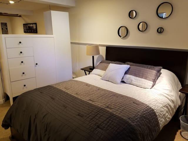 Spacious Suite, Private Entrance, near Boston - Reading - Ev