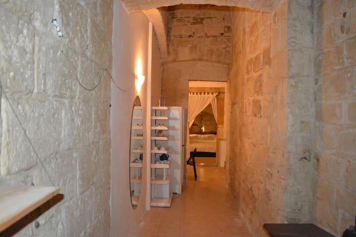 Tipica abitazione città antica - Bari - Pousada