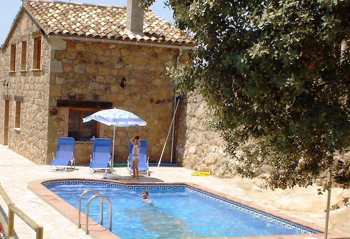 Un pequeño paraíso rural en el centro de Cataluña - Vallferosa - Ev