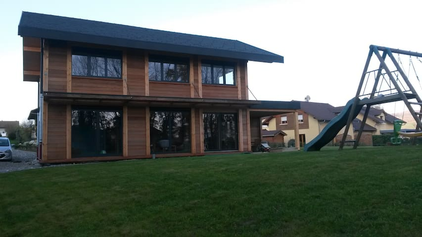 Cosy house 190m2 near to the lovely town Annecy - Charvonnex - Casa