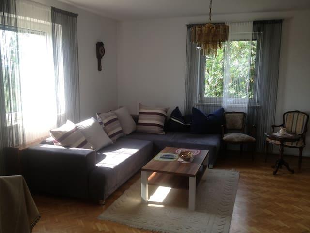 Spacious flat near Linz and Wels - Buchkirchen - Квартира