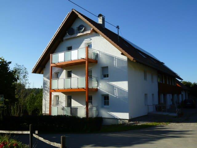 3 Zimmerwohnung Dachgeschoß Whg.1 - Meckenbeuren - Appartement