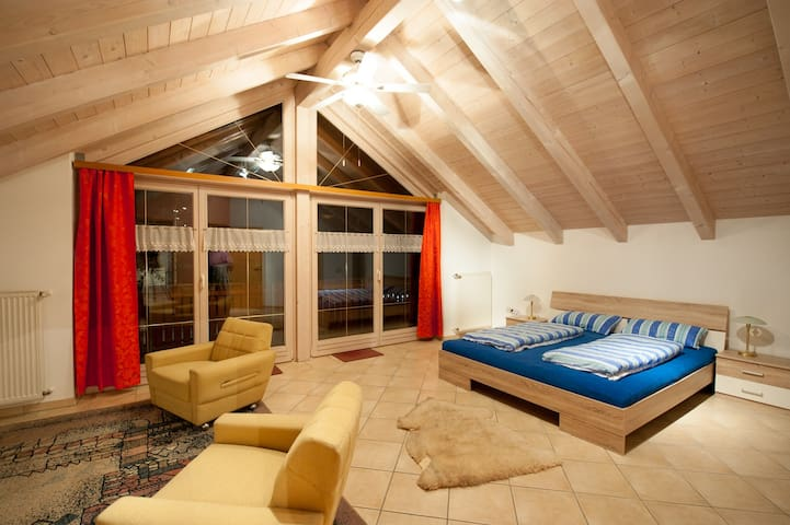 Geräumiges Ferienhaus in Windorf - Windorf - Hus