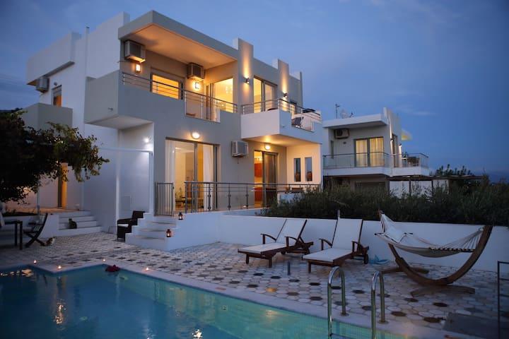 Villa by the sea - Sunset - Lasithi - Villa