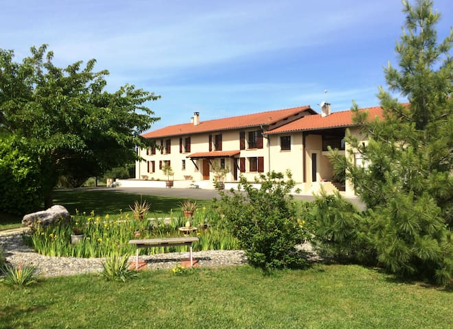 Rural Tranquility near Toulouse - Rieux-Volvestre - Apartment