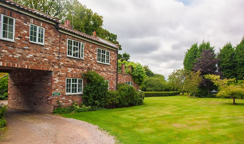 Luxurious cottage in a perfect location. - Escrick