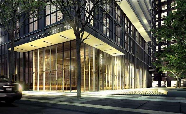 Downtown Luxury Suite - Entertainment District - Toronto - Apto. en complejo residencial