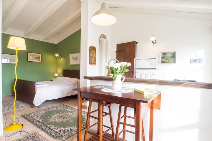 Agriturismo Podere delle Rose Verde - Orvieto - Appartement