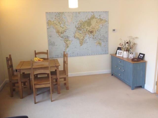 Ideally located apartment in Tunbridge Wells - Royal Tunbridge Wells - Departamento