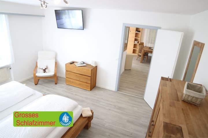Haus Annelise Wohnung 3 - Leukerbad - Service appartement