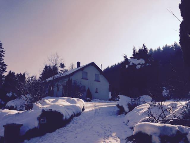 Belle maison de vacances en Alsace - Colroy-la-Roche - 獨棟