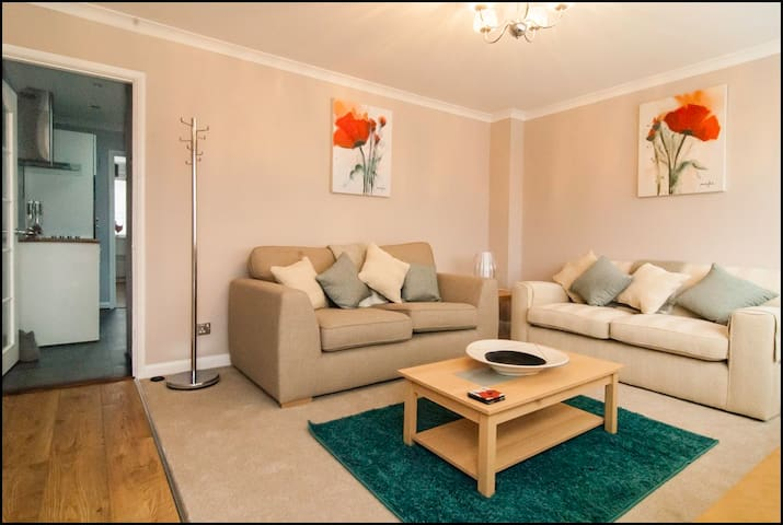 Luxury 1 bed apartment in the heart of Sheringham - Sheringham - Daire