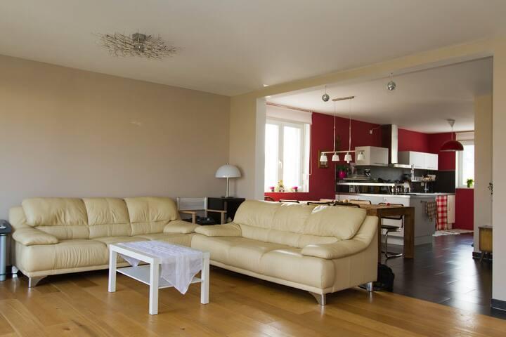 Nice House with garden  - Erftstadt - Casa