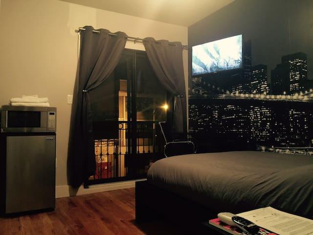 Brooklyn Style - With a Balcony!!! - Brooklyn - Appartamento