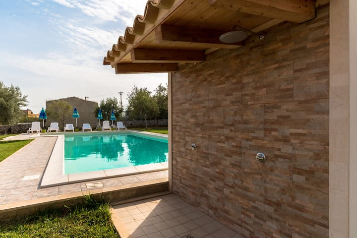 Villa degli Ulivi casa Pino - Avola