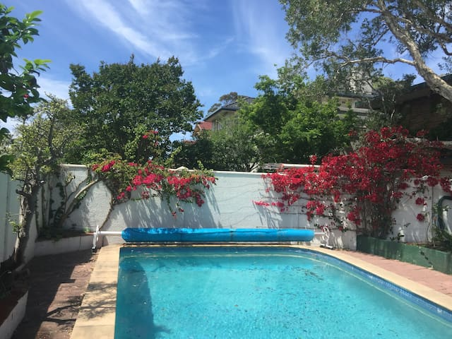 Roseville Cozy Nest (self-contain 1 bedroom unit) - Roseville - Guesthouse