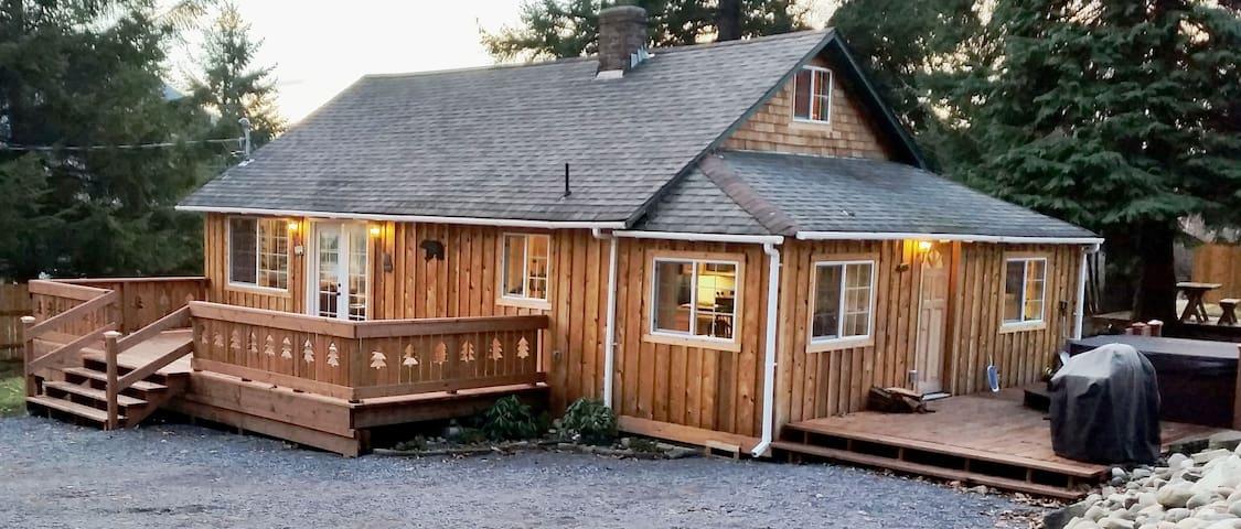 Indian Henry's Cabin - Ashford - Kulübe