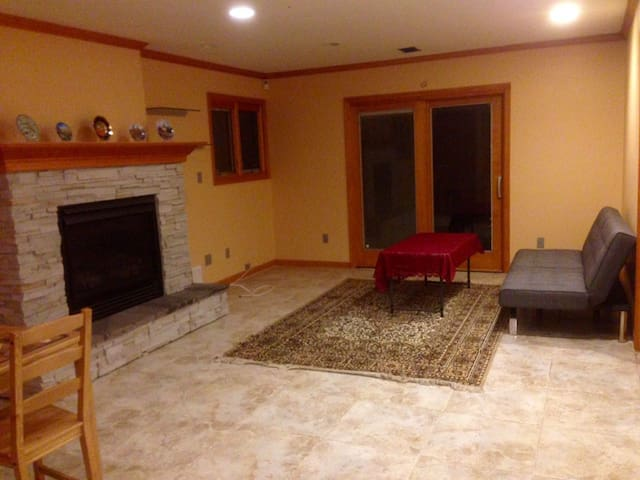 Private 1Br aparmtent on Floor 1 of my house - Staten Island - Appartamento