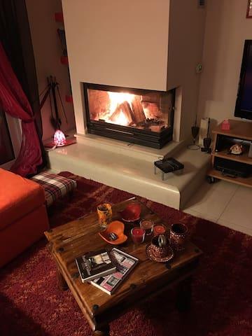 Modern, sunny apartment - Veria