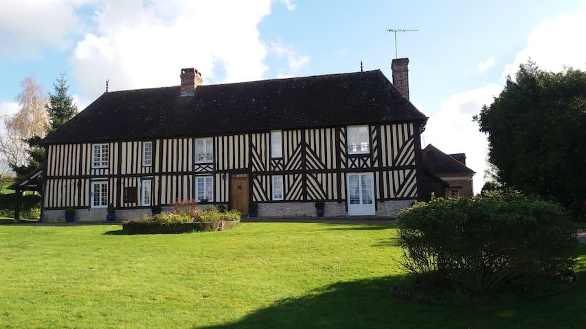 maison typique au coeur du Pays d'Auge - Sainte-Marguerite-de-Viette - Ev
