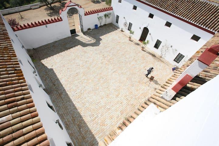 Cortijo Las Arenillas - Villanueva del Río y Minas - Andere
