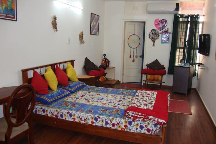Sunshine's Nest - Bangalore - Huis