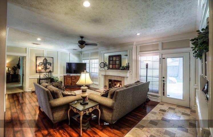 Private & Comfortable Stay - Houston - Ev