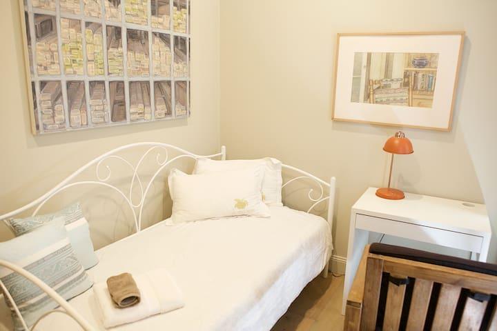Cozy new house 3 stops to CBD Room C - Footscray - Rumah