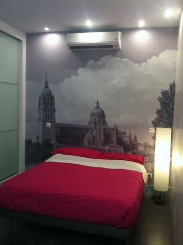 Loft diseño, como habitacion hotel - Salamanca - Loteng Studio