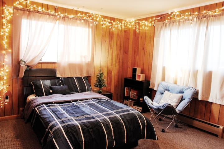 Clean and cozy 1BD - Morgantown - Appartement