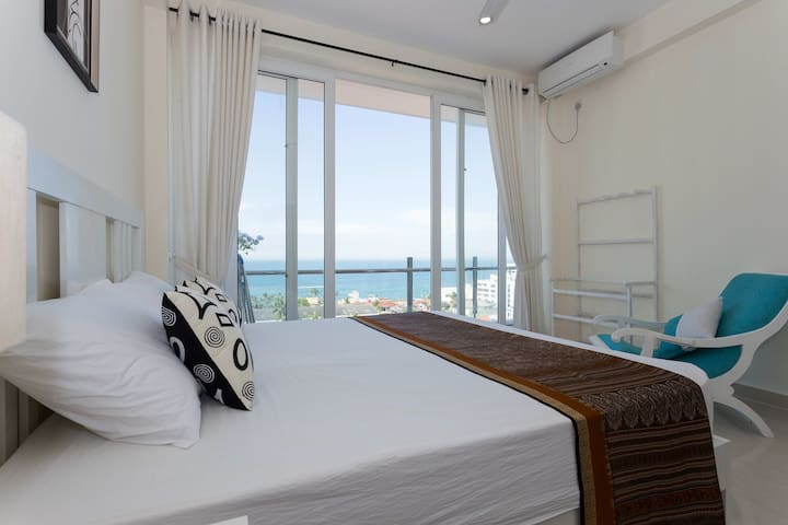 OceanBreeze Colombo - 2-B Sea View - Colombo - Byt