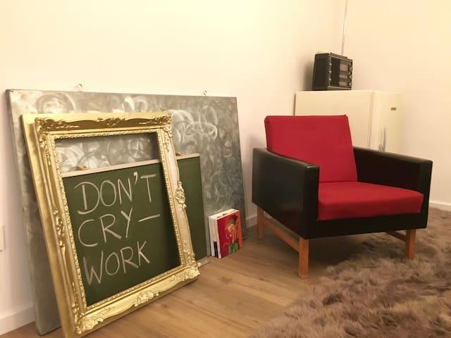 Stilvolle 2-Zimmer-Wohnung, gute Lage - Siegen - Apartamento