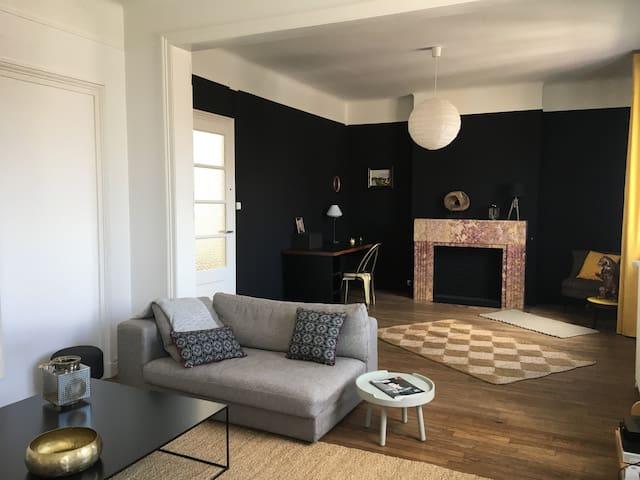 Vue de Toit, appartement ★★★★ de 130 m2 à Arras - Arras - Leilighet