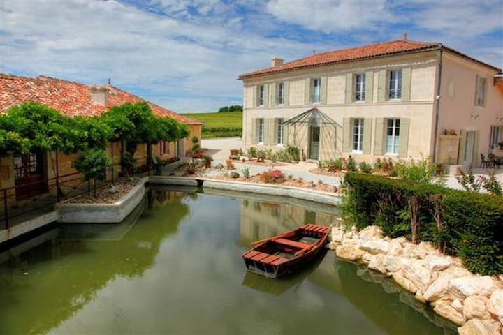 B&B best South -West France ! - Saint-Maigrin - Pousada