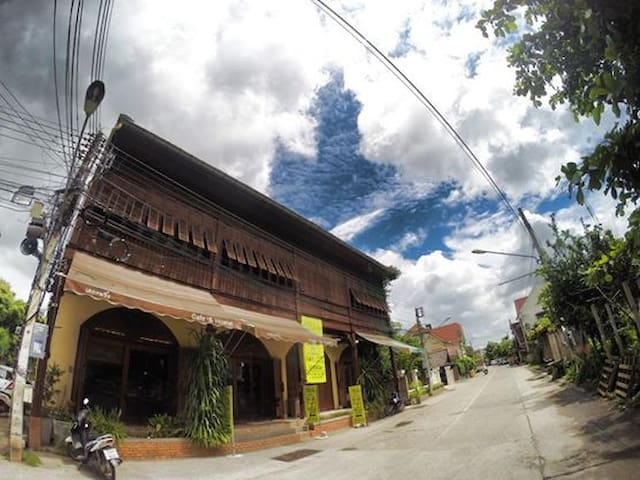 The Prink cafe &Hostel - Lampang - Internat