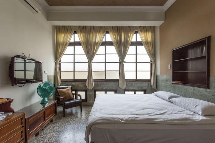 神農街體驗老房子 - 台南市中西區 - Ev