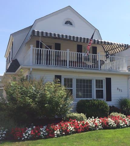 Ocean City, NJ - Beach Block House - Ocean City - Huis