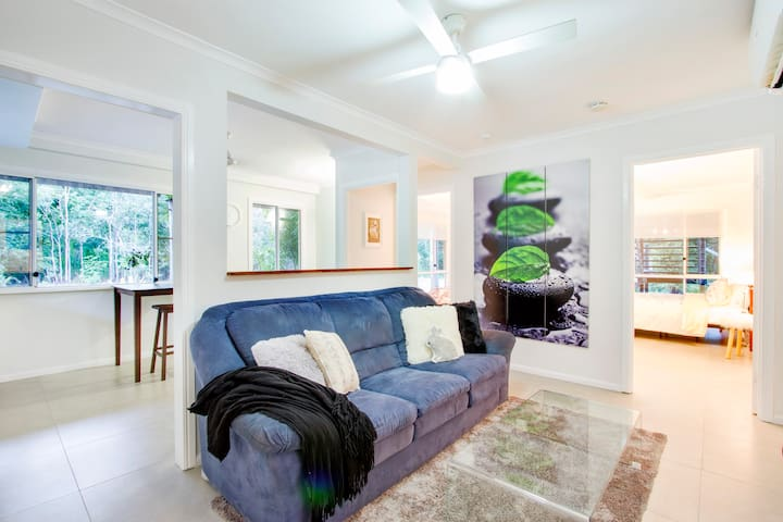 AIRLIE BEACH ECO  - nestled in nature - Woodwark - Daire
