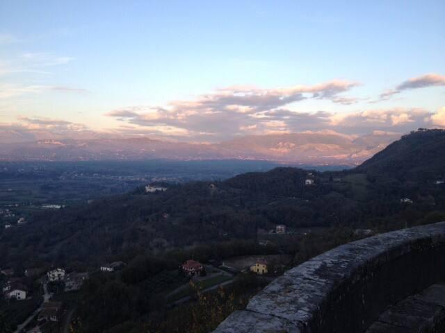 Falvaterra - confort e panorama  - Falvaterra - Appartement