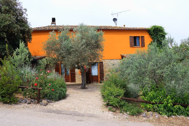 Casa Fonte Pecorale - Il Pozzo - Montefino