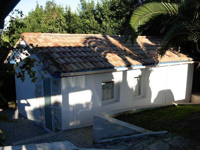 petite maison pres des plages et de la ville - Boucau - Haus