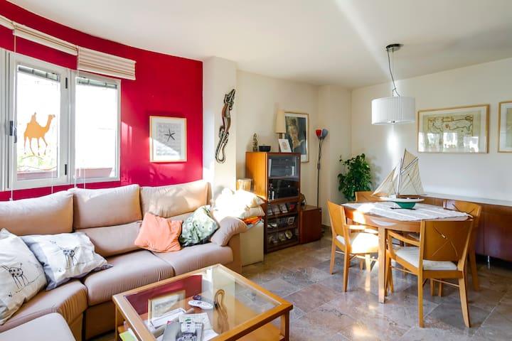 Rent a  central room and bike - Murcia - Oda + Kahvaltı