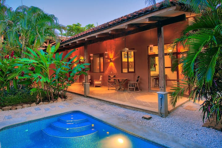Secluded tropical Nosara casita - Nosara - Domek parterowy