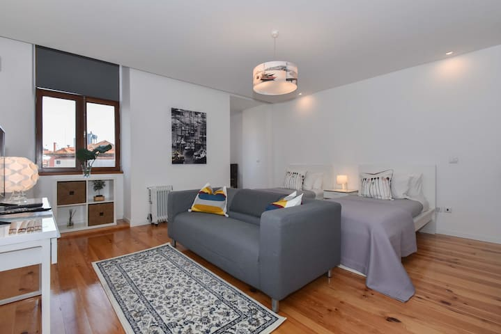 31st of January Loft - Porto - Huoneisto