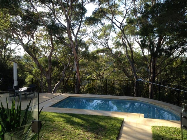 Tranquil Self Contained Studio - Hornsby Heights - Departamento